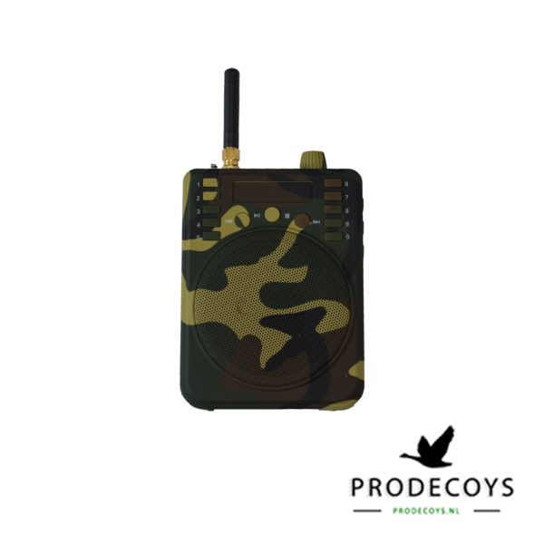 Prodecoys elektronische lokker