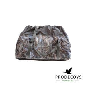 12-slot camouflage lokkertas