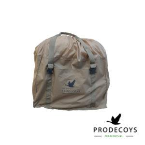 ganzenlokkertas voor het vervoeren van ganzenlokkers / decoy bag